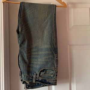 INC distressed jeans for men